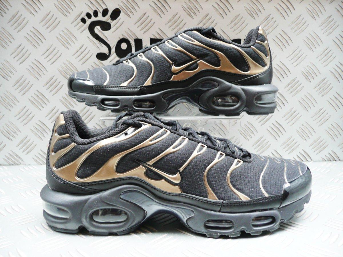 timeless design e3e0e cfec8 Nike Men s Air Max Plus TXT Tuned 1 TN Black Cacao 647315 090  NIKE   NikeAirPlus  TN  AirMaxpic.twitter.com mZUN9hVyzK