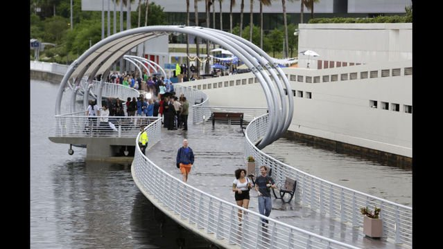 Tampa named top hot spot for new residents in U.S.