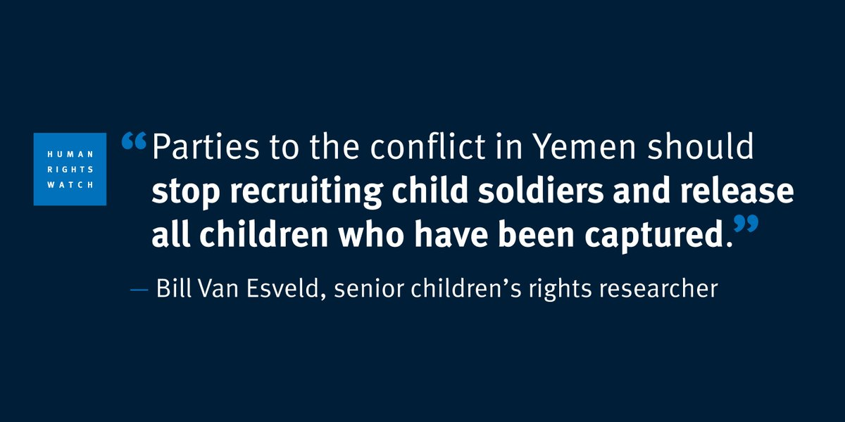 Human Rights Watch on Twitter: