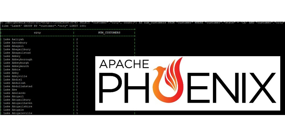 Supercharge SQL on Your Data in Apache HBase with Apache Phoenix