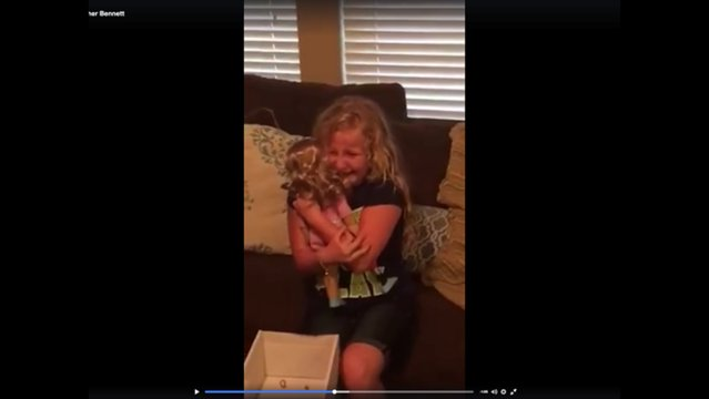 Doll with prosthetic leg is a viral surprise for Texas girl