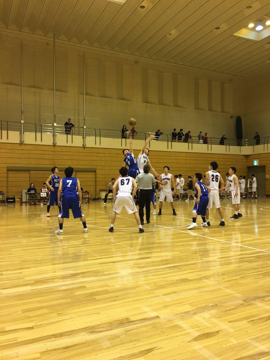 """北海道大学バスケットボール連盟 sur Twitter : """"第66回 北海道大学 ..."""
