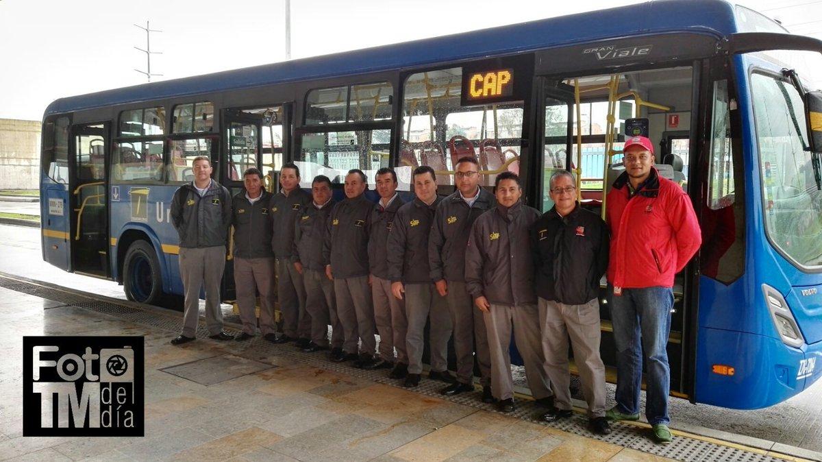 Transmilenio A Twitter Fototmdeldia Los Expertos Del Volante En Soacha Lugar Bogota Portal Del Sur Plataforma Ruta Circular