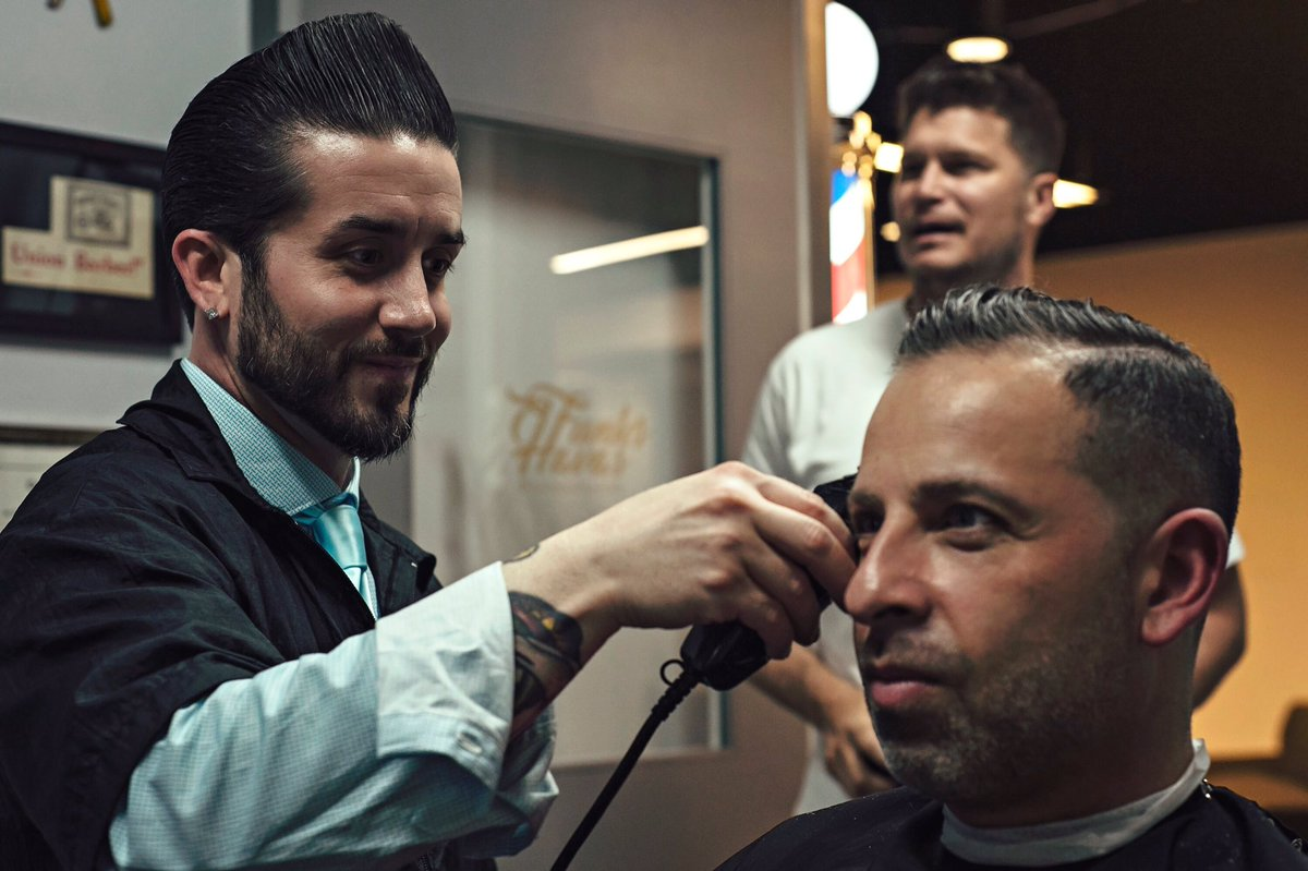 Havas Chicago is proud to announce HavasXFunks Pop-up Barbershop. Photo by: @TipsDj