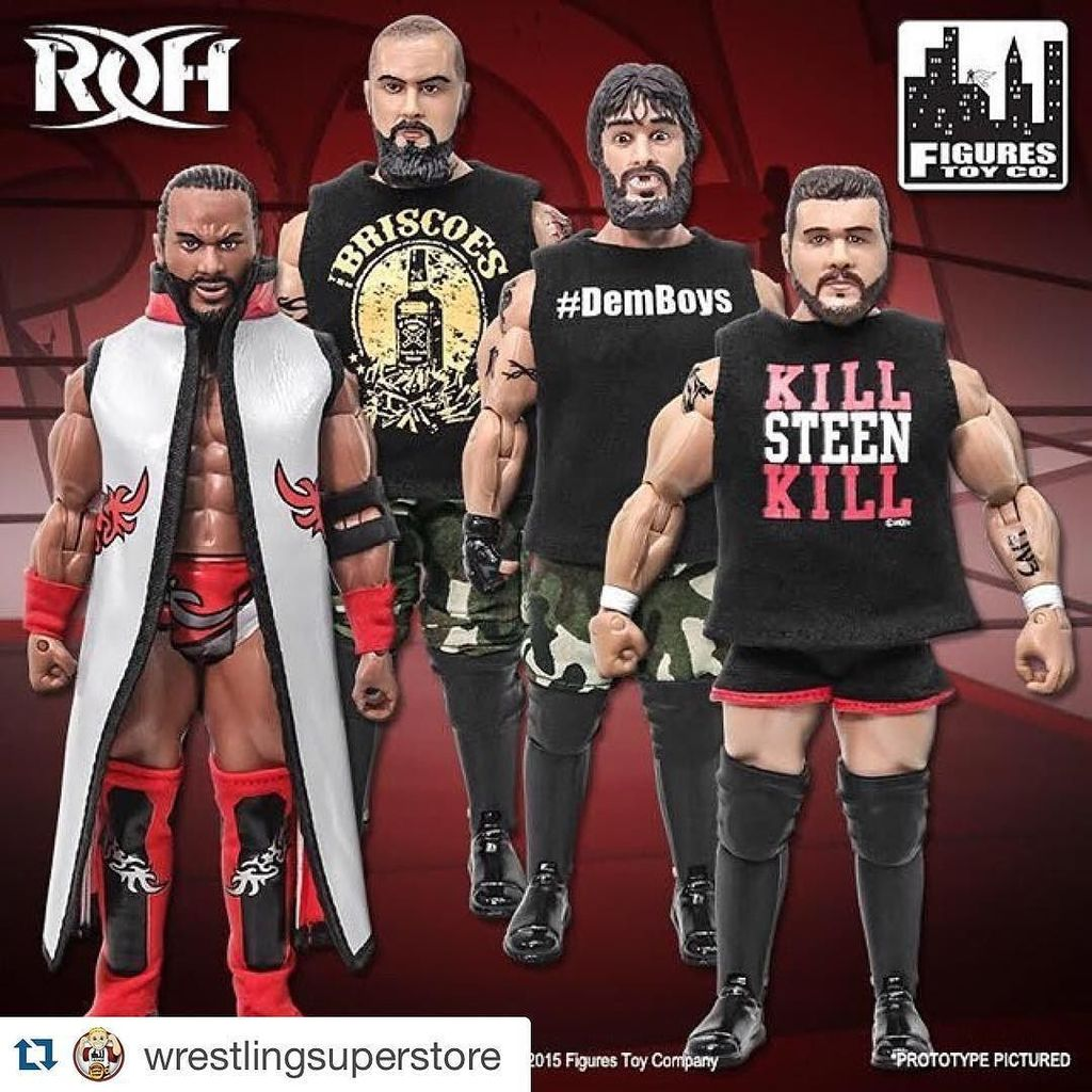 Instagram photo by Ring of Honor Wrestling • May 26, 2016 at 7:38pm UTC