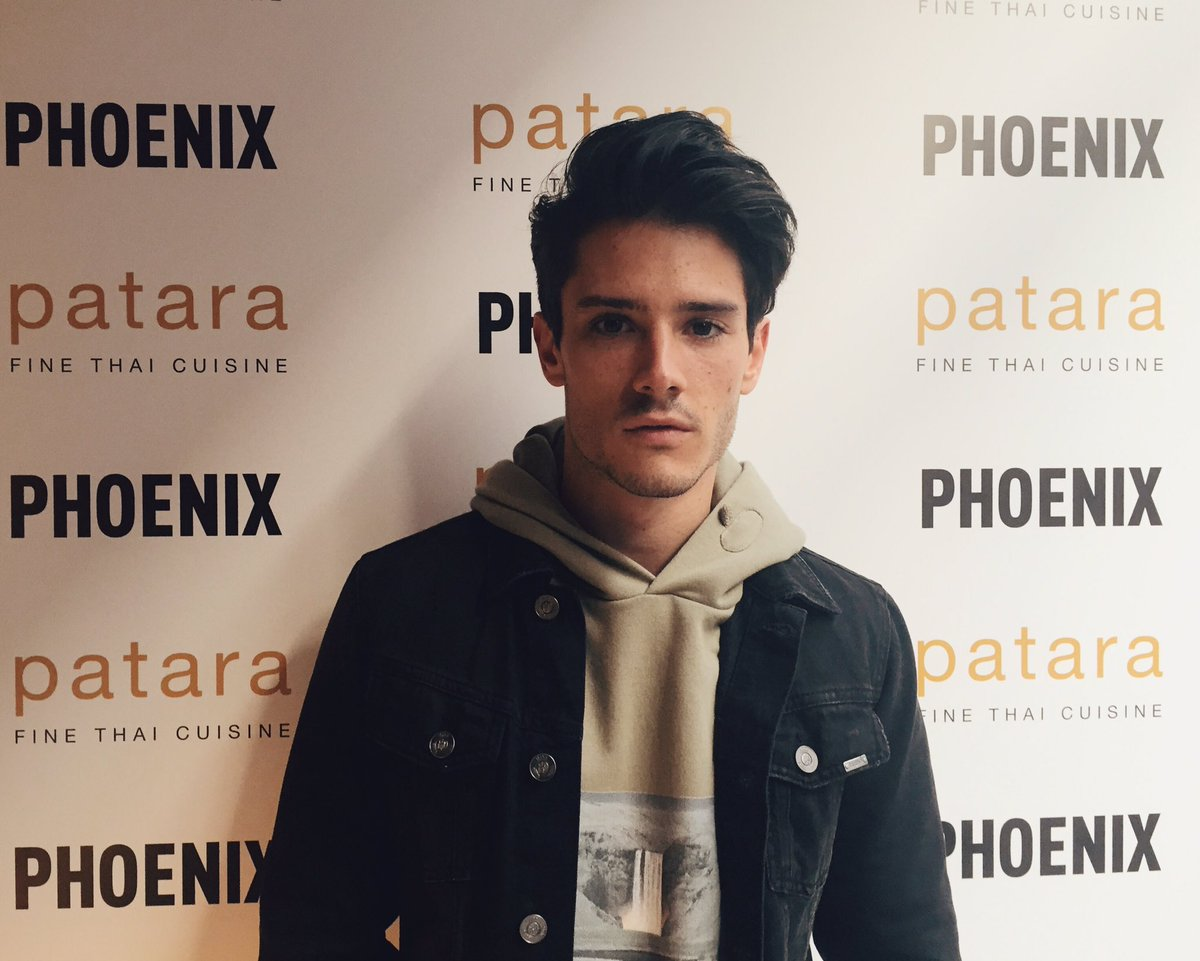 Look who's here... @DiegoBarrueco #phoenixpatara https://t.co/aEp9OCCVpS