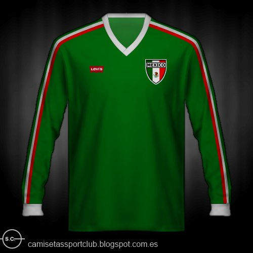 TBT when Mexico had their 1978 World Cup kits made by   LEVISpic.twitter.com IqEfqt4QfV a1fb74cb0