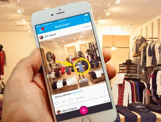 This app acts like a private @instagram for retail employees. https://t.co/6ulqvFnjlw in @STORESmedia https://t.co/uqwil4m5p0
