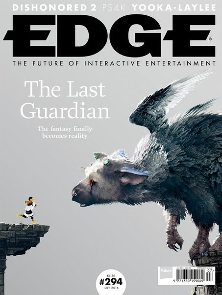 "The Last Guardian's Trico Is A ""Free-Spirited Creature,"" 2016 Release Confirmed 2"
