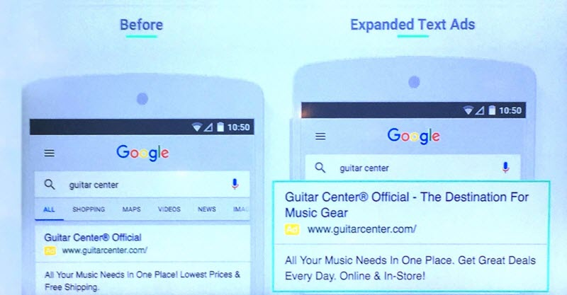 Google Expanded Text Ads: 10 Things You Need To Know https://t.co/9WA49iosAM by @larrykim https://t.co/QPoIcHApC9
