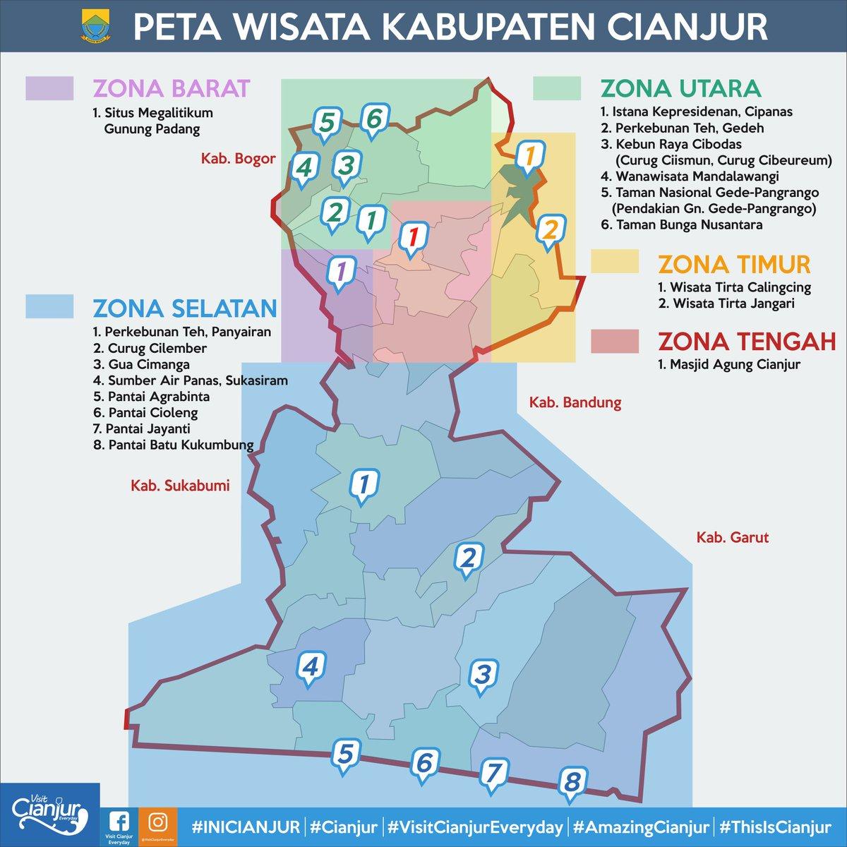 Peta Wisata Indonesia Dan Luar Negeri