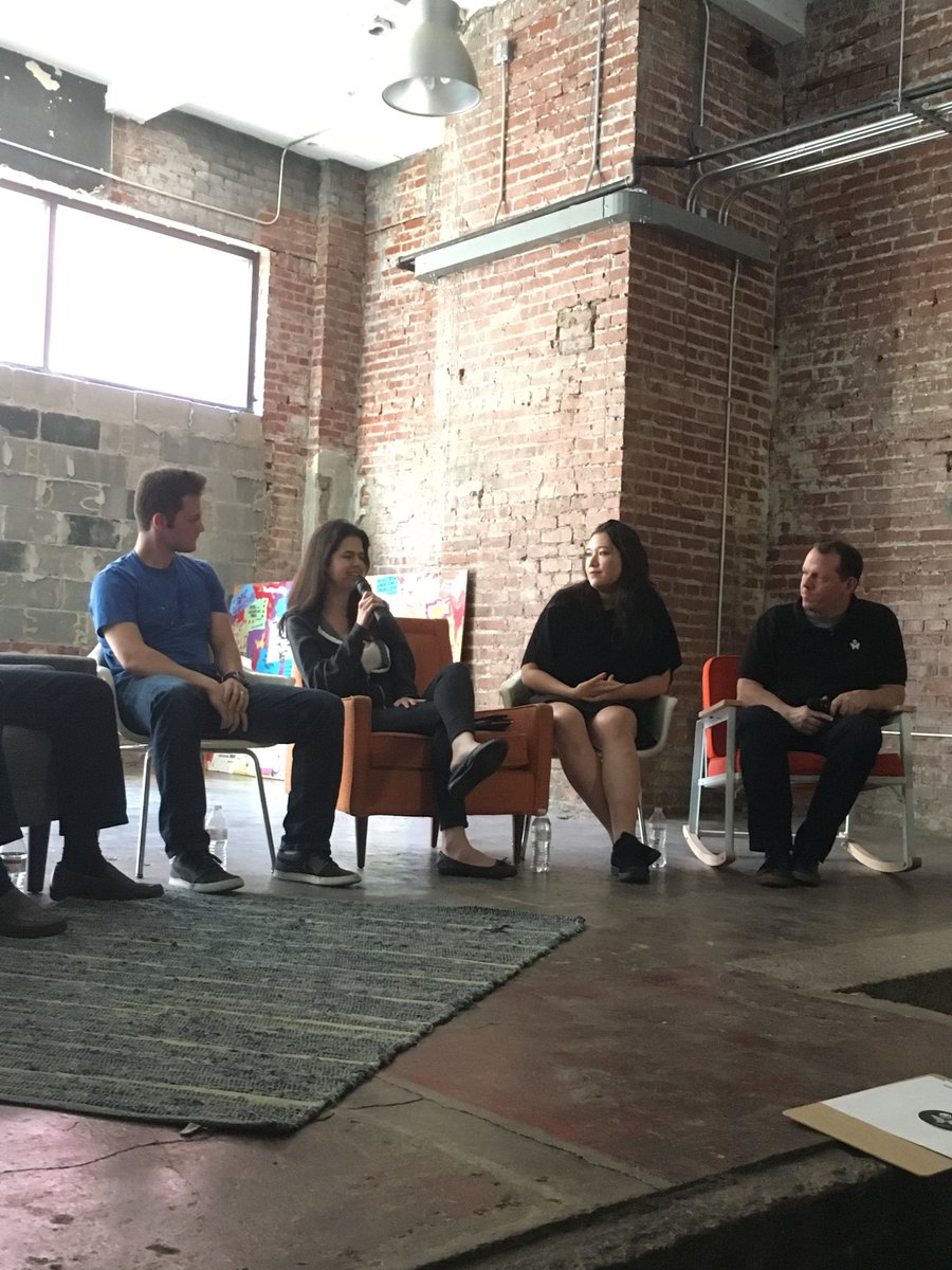 """What does Techstars look for in startups? """"Team, team, team, market, traction, idea."""" #IoTPGH"""