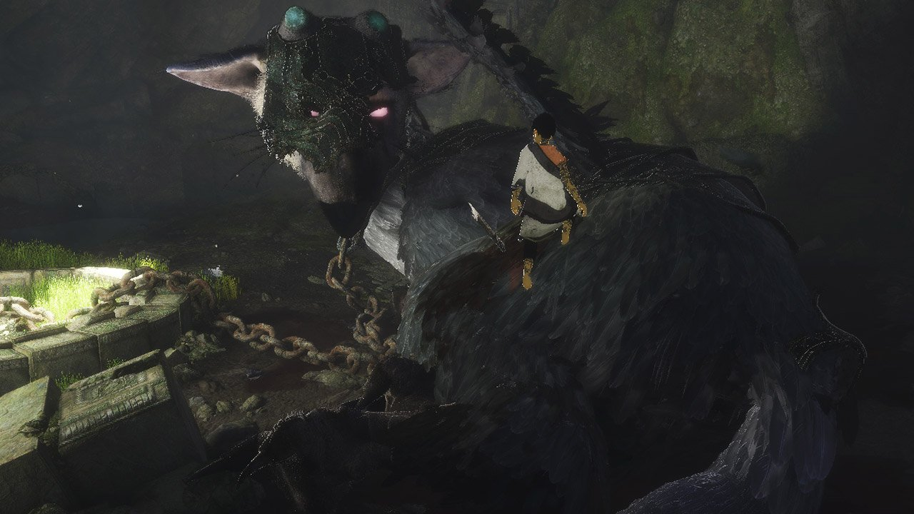 The Last Guardian New Footage & Screenshots 1
