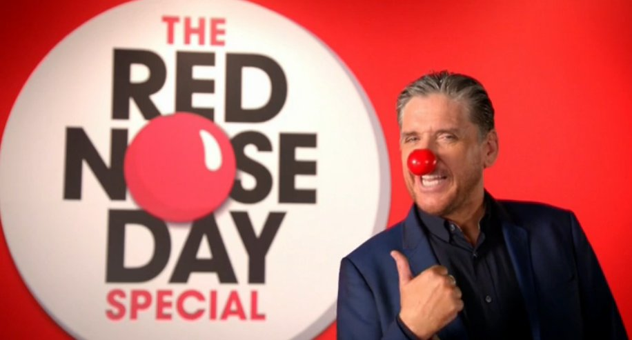 RedNoseDay comedy telethon kicks off on NBC at 9 p.m. to raise money for kids in need --->