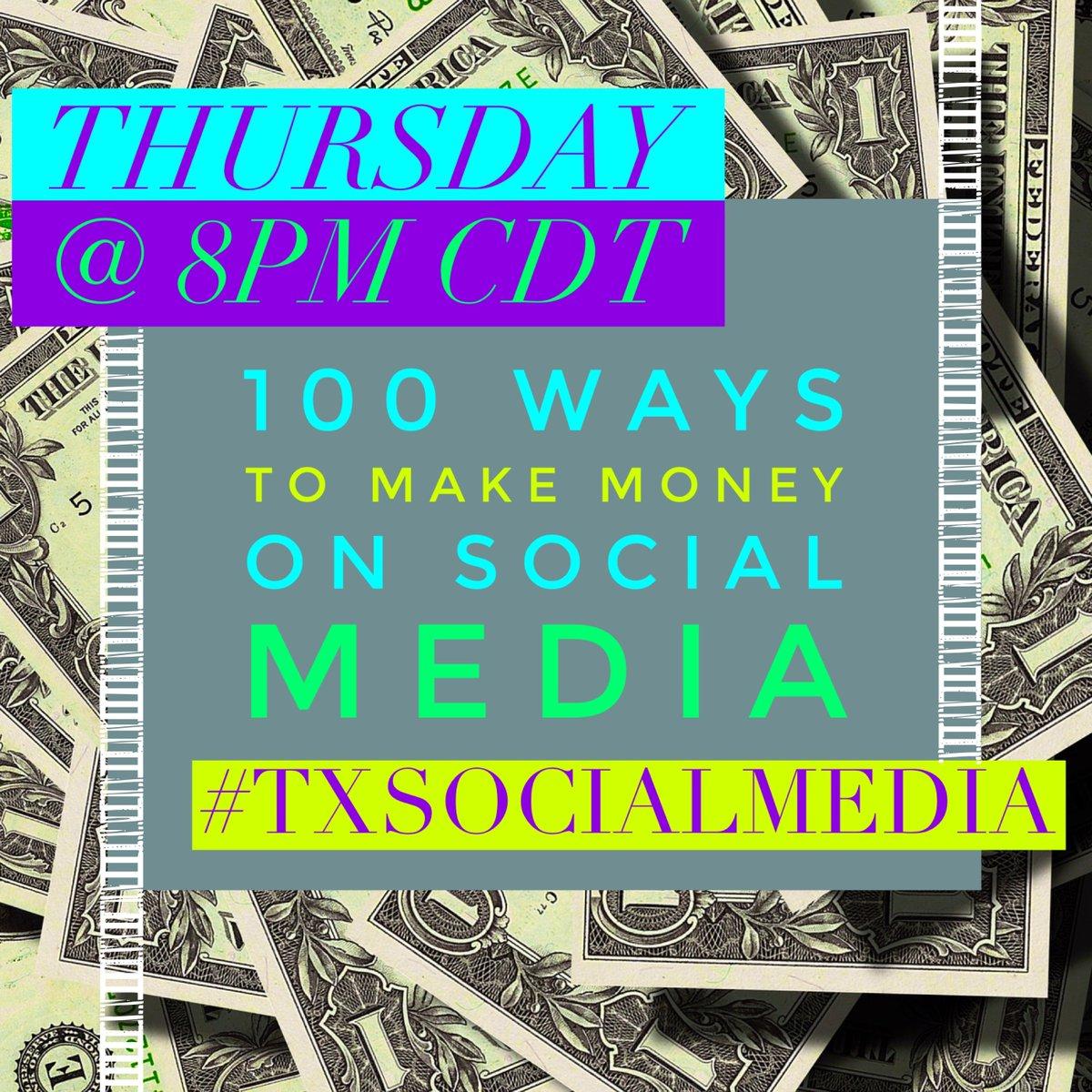 Thumbnail for Making Money w/ Social Media