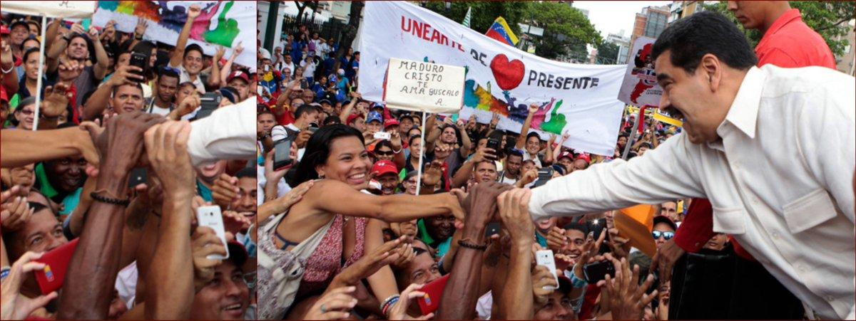 Venezuela es culpable.El chipo expiatorio de estas elecciones. CjbSx1JXIAE8qGR