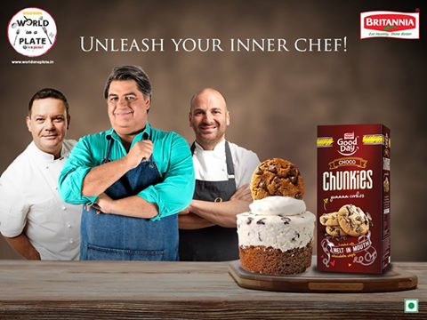 #CaL members are U chef enough? Upload ur chunkies recipes with #ChefsWithChunkies & meet #MasterchefAustralia hosts https://t.co/IDLPUXNucP