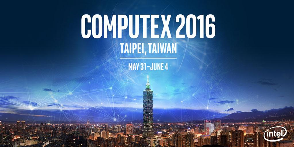 Intel at Computex 2016