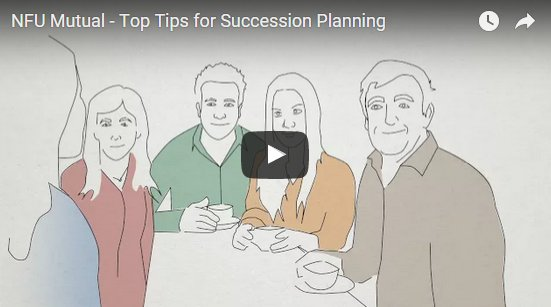 #WATCH: #Toptips on how to talk to your #family about the future of your #farm.  https://t.co/Xb2vuA9nS5 https://t.co/TGakXr5Jng