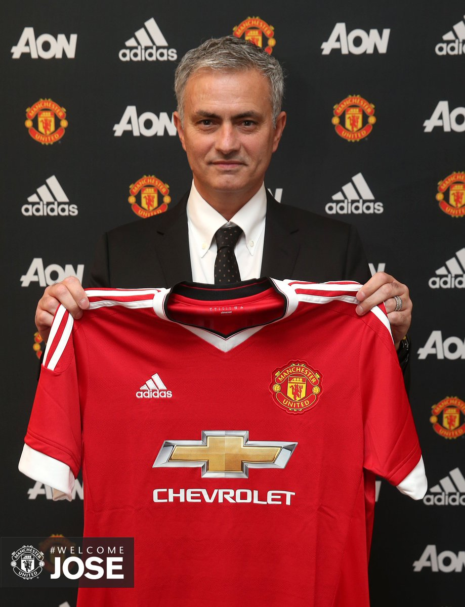 We are delighted to announce Jose Mourinho is our new manager! Full statement: https://t.co/PDiHMIWnpd #WelcomeJose
