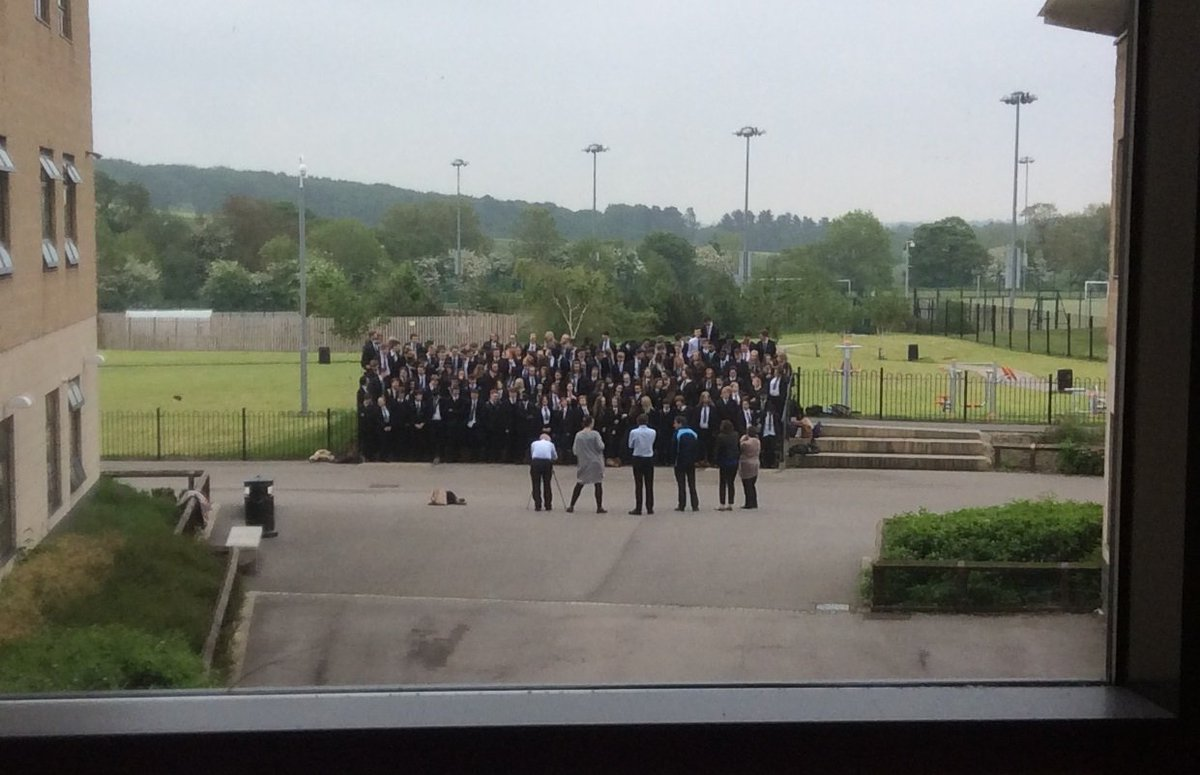 Last official year group photo... So #proud of you Year 11!