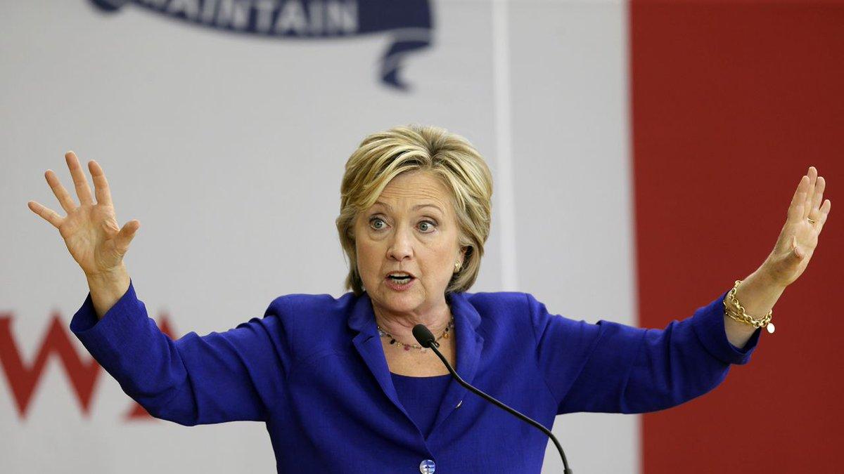 Hillary Clinton is rolling in the money from Wall Street https://t.co/pKx6TsyNEs https://t.co/oWJkyMDz7L