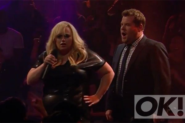 RT @OK_Magazine: Watch @RebelWilson SLAY @JKCorden and Friends star @DavidSchwimmer in a brutal rap battle: https://t.co/ROP6WkTC98 https:/…