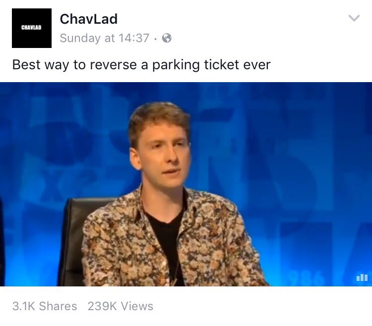 Where does one go after appearing on theLADBible and UNILAD? Well, it has to be ChavLad of course. <br>http://pic.twitter.com/WksyL8E8Wa
