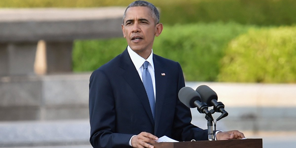 【New!】 オバマ大統領の広島スピーチ全文 「核保有国は、恐怖の論理から逃れるべきだ https://t.co/5vK75S0xA0 https://t.co/B3quglhIob