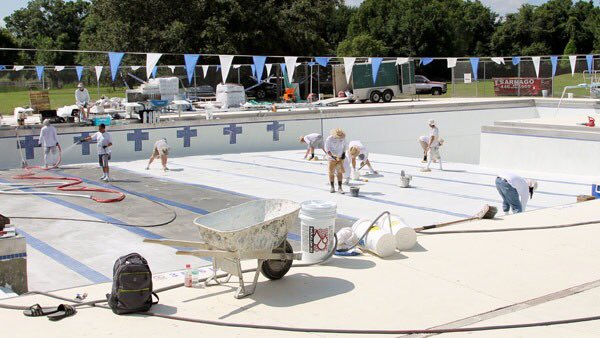 Land O' Lakes Rec. Ctr. pool won't be ready for Memorial Day weekend