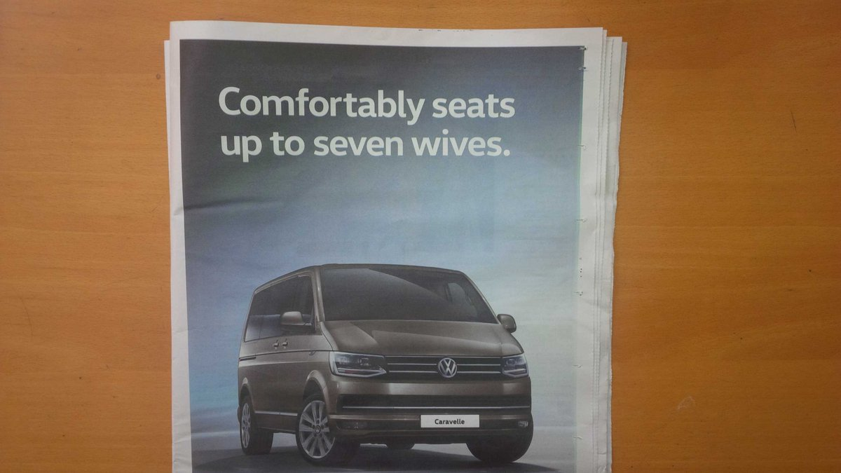 Volkswagen subtweeting Zuma https://t.co/CQxDOhKUzG