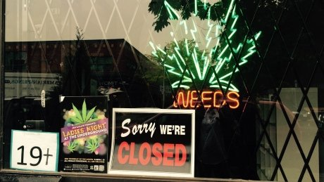 Complaints, health concerns prompted Toronto pot shop raids, police chief says