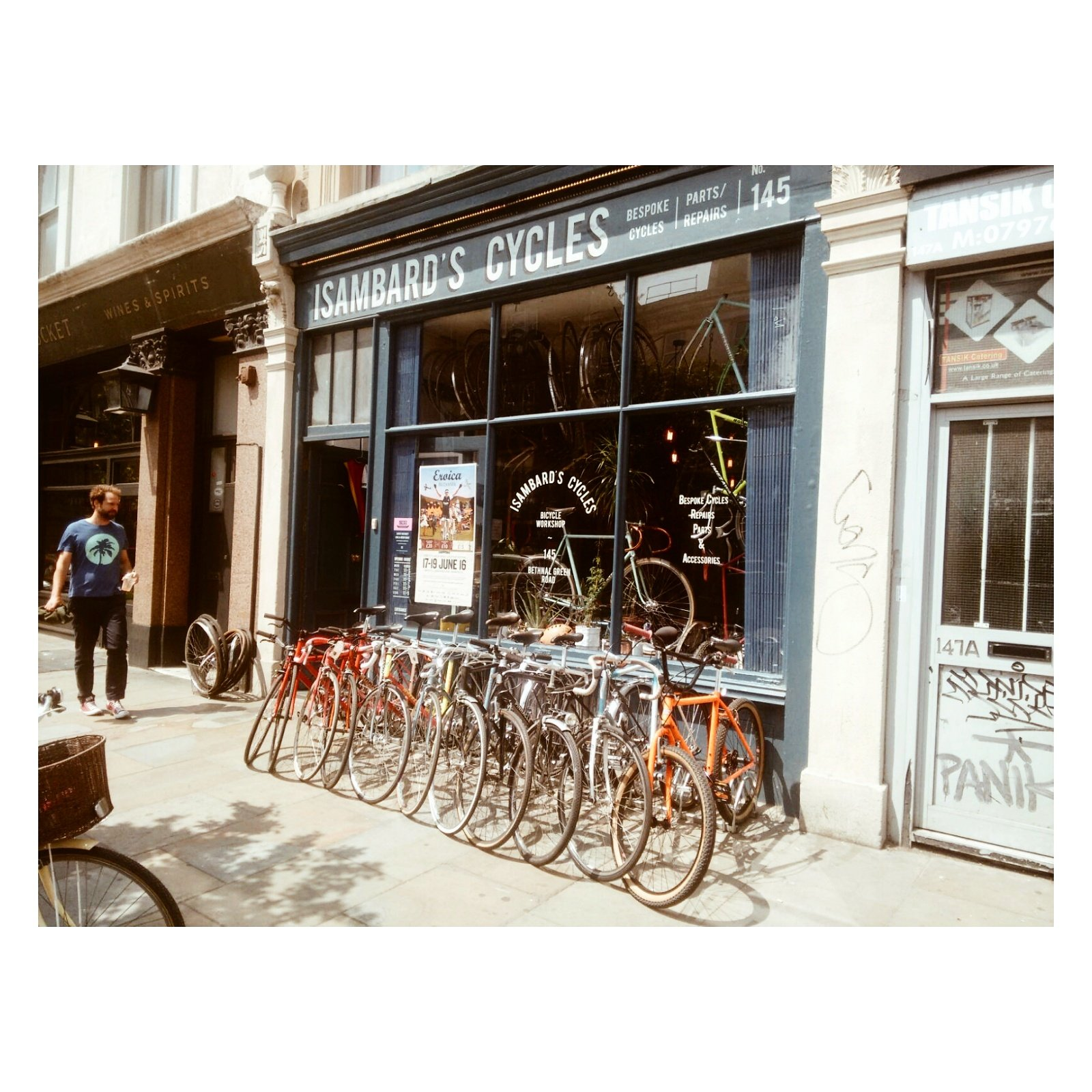The wave of new London bike shops (page 15) LFGSS