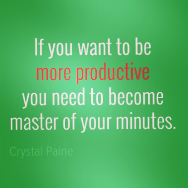 Productivity Quotes Awesome Sweta S Vikram On Twitter If You Want To Be More Productive You