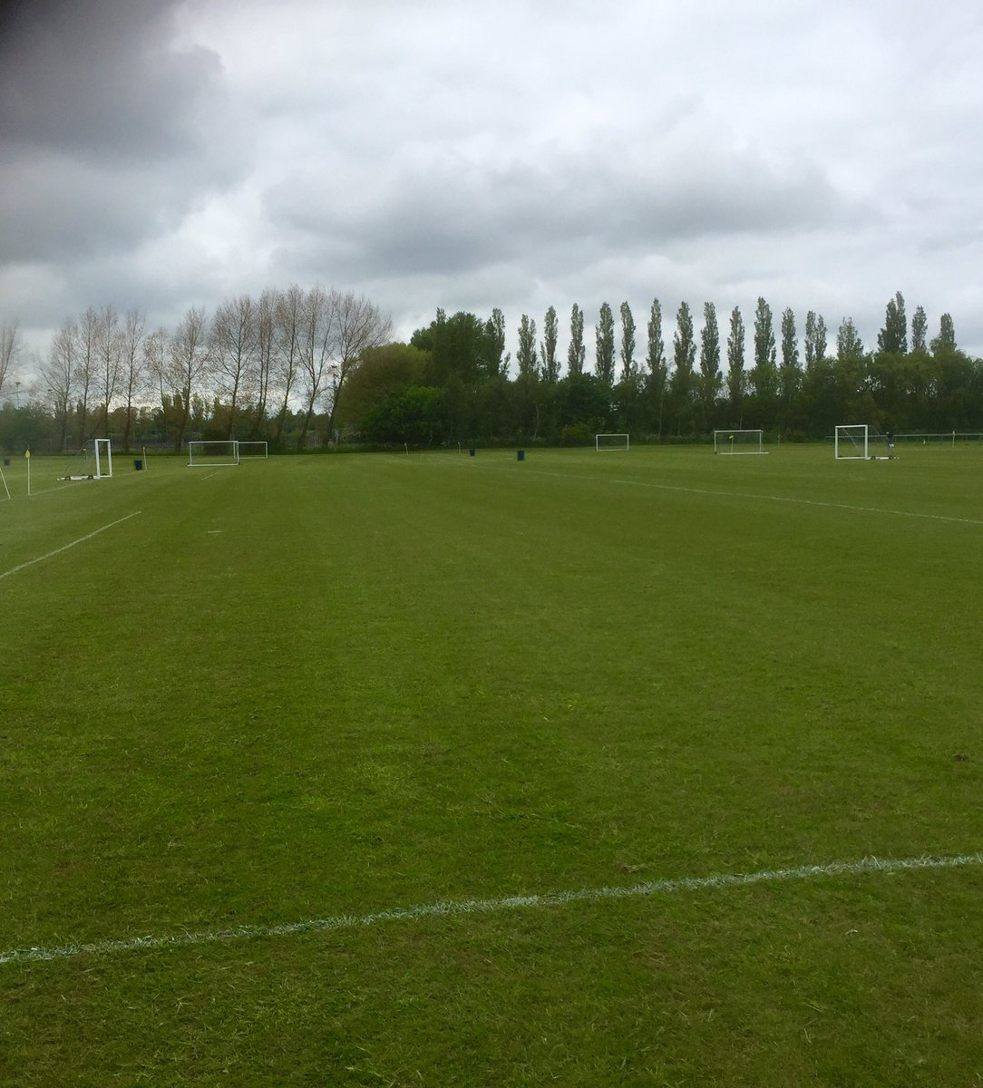 Ian Riley On Twitter Kirkley Park Home Of Wallsend Boys Club All Ready For This Weekends Mini Soccer Tournament Sponsored By Next To Buy
