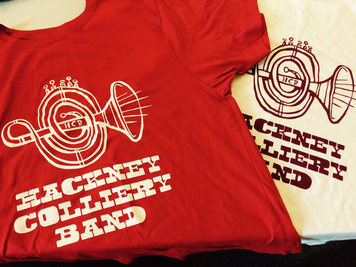 COMPETITION TIME! Win 2 @hackneycolliery tickets for 12 Jun & 2 tshirts. RT to enter. Winner picked Tue 31 May. ^JB https://t.co/2dNppGPRyV