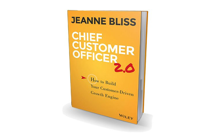 We're giving away a copy of @JeanneBliss' Chief Customer Officer 2.0. RT to enter! https://t.co/ZoIruWRDVs #CX https://t.co/E0GgRzCFk1