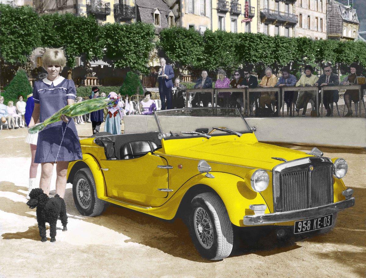 Fiat Fan Club On Twitter Siata 850 Spring 1968 En Concours Dlgance Tco FqmVxCys49 9vJSXyGlZe