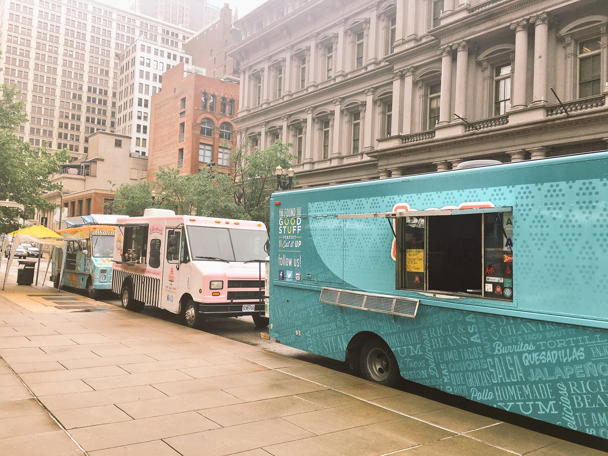 Downtown St Louis On Twitter Get Your Food Truck On A The