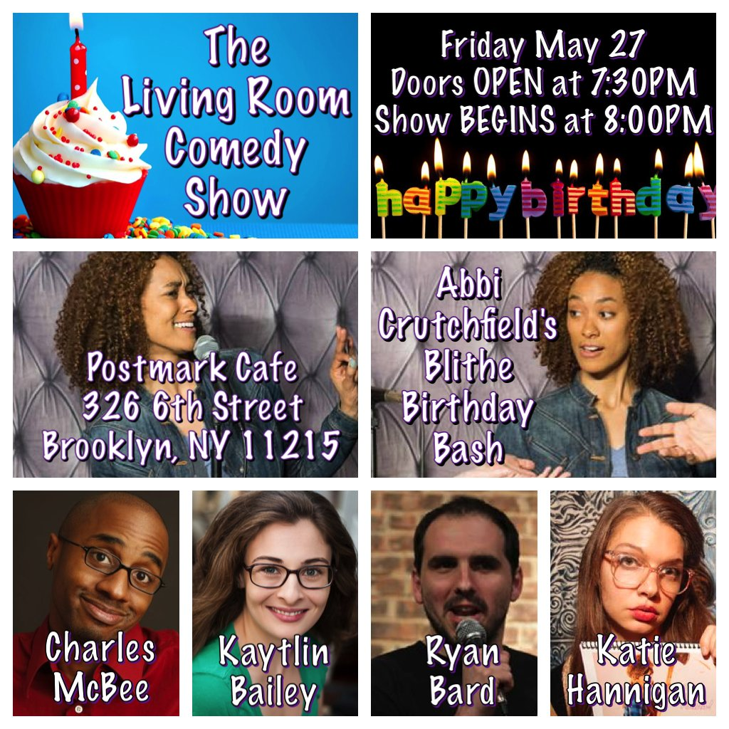 The Living Room Comedy Show Brooklyn