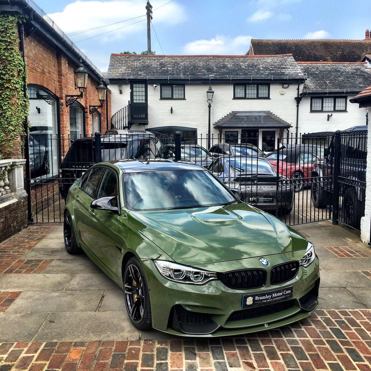 "2016 Bmw M3: Bramley Motor Cars On Twitter: ""New To Stock! 2016/16 BMW"