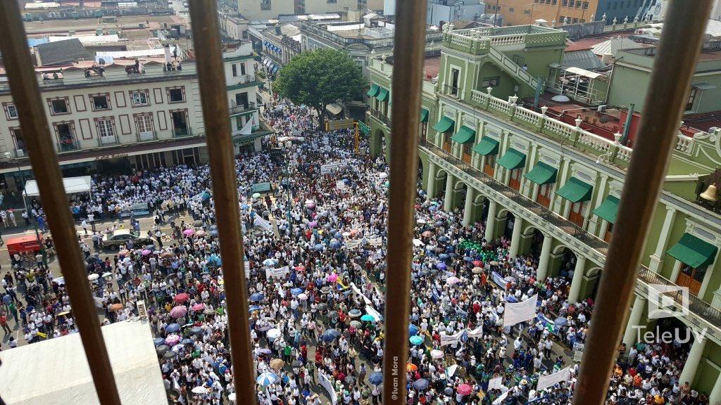 Marcha de la #UV #TodosSomosUV https://t.co/vtwmOULiqj