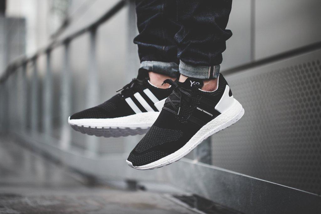 Adidas Y3 Primeknit Pure Boost