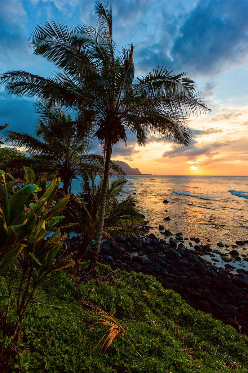 The calmness of a day's end should be appreciated more often. #AlohaFriday   (Photo by Andrew Shoemaker Photography) https://t.co/8hmEXSrKGf