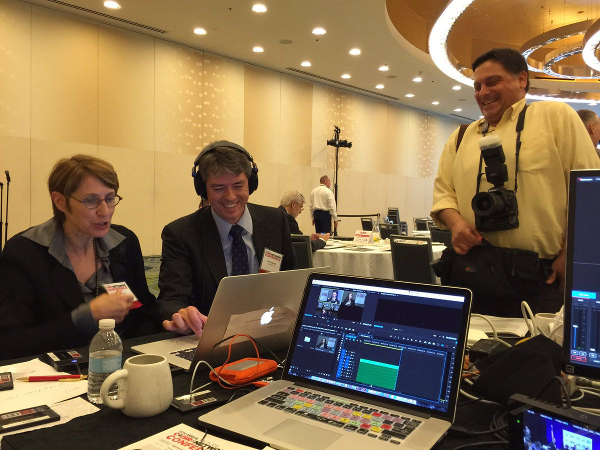 .@calanpix awesome film and news production at the C4ISR conference yesterday. https://t.co/gfp6yuqClz