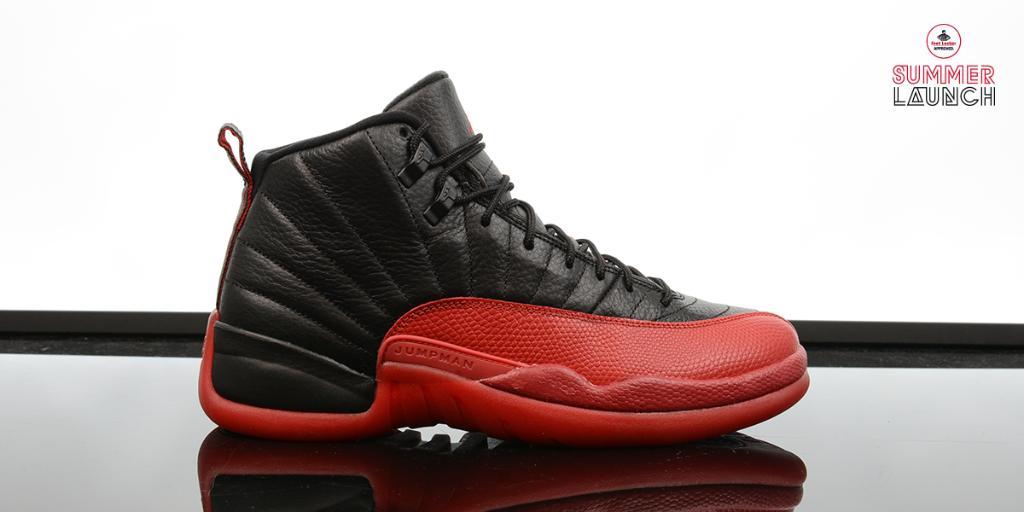 Foot Locker On Twitter The Air Jordan 12 Retro Flu Game Drops