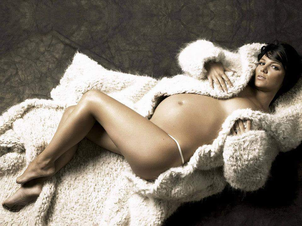 Opinion Pregnant celebrity nude pity, that