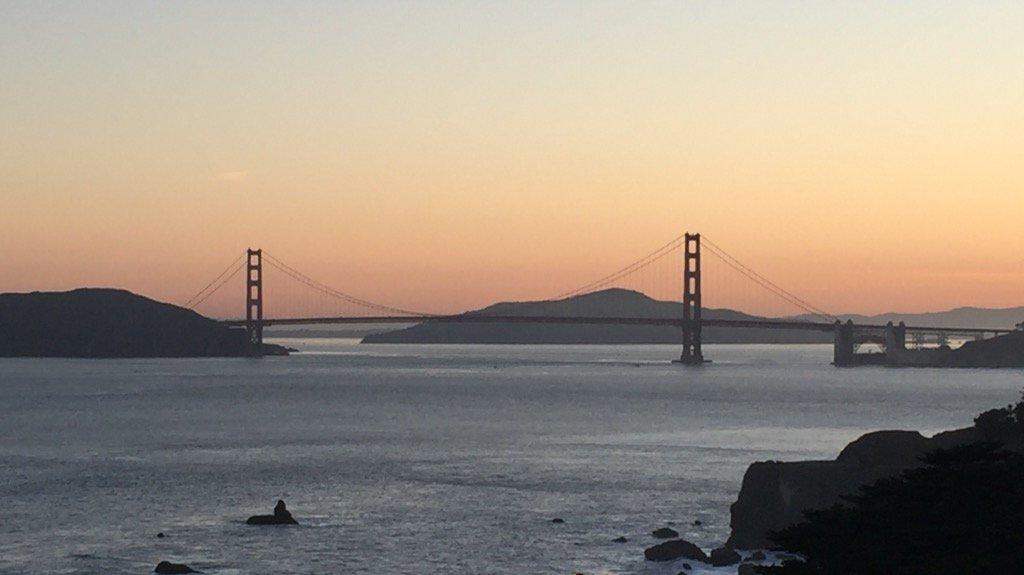 Happy birthday Golden Gate Bridge #GGBridgeKQED https://t.co/pr13bYZ3Xv