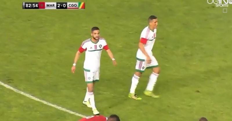 [#Amical] #Maroc