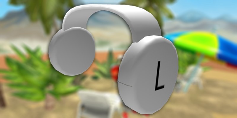 Roblox On Twitter Workclock Headphones Are Back On Sale For The